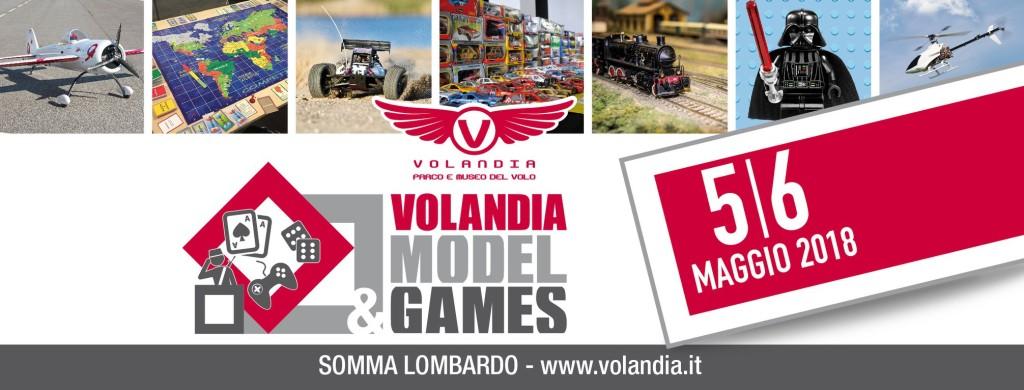 Volandia Model & Games 2018
